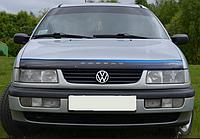 Дефлектор капота (мухобойка) Volkswagen Passat (B4) 1991-1997
