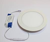 Led светильник 6W КРУГ встраиваемый, фото 1