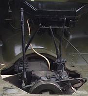 КПП с раздаткой уаз 469