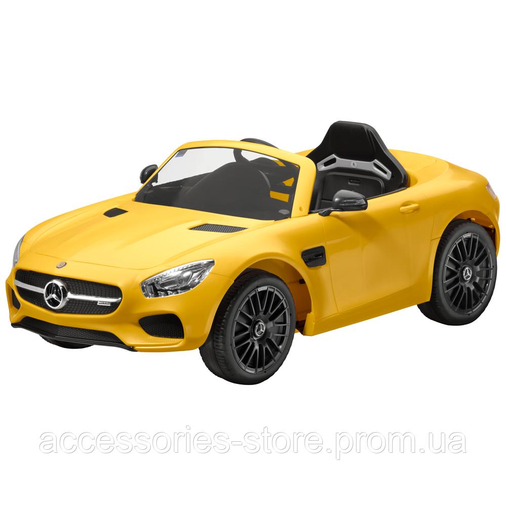 Детский электромобиль Mercedes-AMG GT S Kids Electric Vehicle
