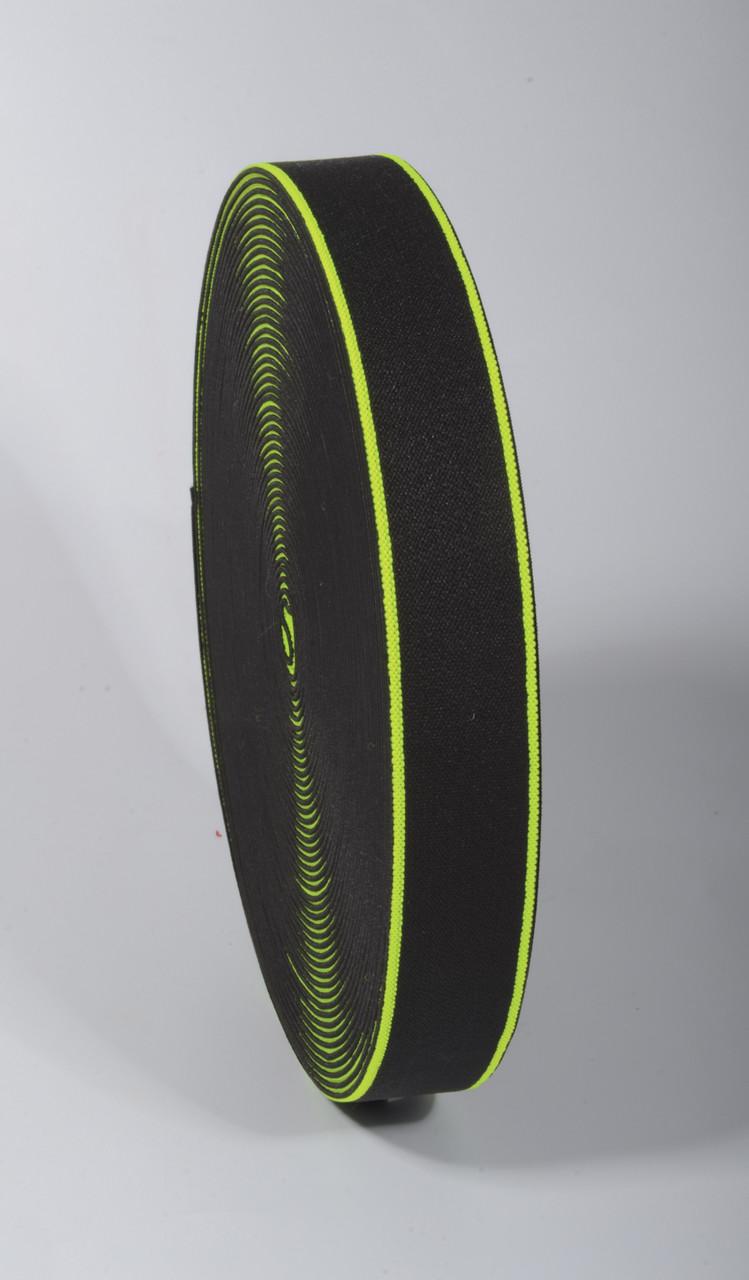 20 mm Shoe Elastics / 25 m / Striped