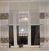 Панельки купон с розочками, 1,5м, фото 1