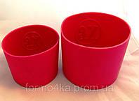 Набор силиконовых форм для пасхи 2шт, фото 1