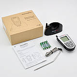 Беспроводной термометр (до 100 м) со щупом для приготовления пищи ThermoPro TP-09B (-10 до +250 °С), фото 10