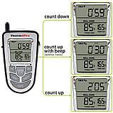 Беспроводной термометр (до 100 м) со щупом для приготовления пищи ThermoPro TP-09B (-10 до +250 °С), фото 8