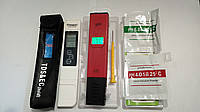 ТДС метр - кондуктомер + PH метр с АТС и подсветкой