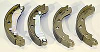 Барабанные тормозные колодки (задние) на Renault Kangoo 1998->08  — Ferodo (Англия) - FSB577
