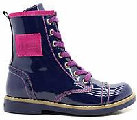 Демисезонные ботинки для девочек р.31-36 FS-collection