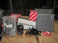 Фильтр (масляный, воздушный, салона, топливный) Тойота Прадо 120 / 150