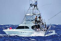 Рыбалка в Атлантическом океане (Доминикана) на глубоководную рыбу
