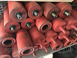 Валец качалка жатки ПСП-10 транспортёра семян  ПСХ 01.480 (шлиц-шлиц 445 мм.), фото 2