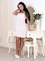 Ночная рубашка - платье для кормления грудью L 48