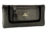 Модный женский кошелек 3001 black