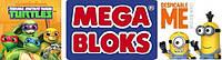 При покупке конструктора Mega Bloks получи в подарок машинку Hot Wheels.