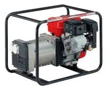 Однофазный генератор GENMAC CLICK 3500R (3,3 кВт)