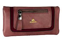 Модный женский кошелек 3001 red