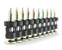 Пистолетные гвозди 2.7*17 мм, в обойме EG для бетона (1000 шт.)