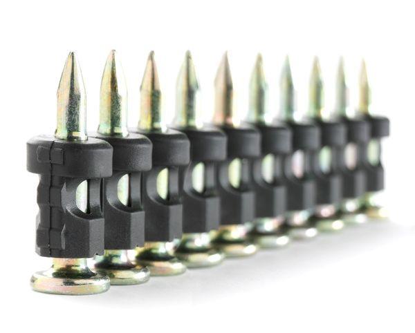 Пистолетные гвозди 20 мм для всех материалов, 500 шт. (кроме стали и тв. бетона)