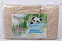 Одеяло летнее бамбуковое хлопок 100%  Желтый