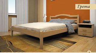 Кровати деревянные