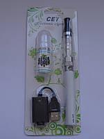 Электронная сигарета eGo CE7 + жидкость, белая