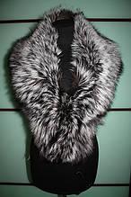 Комір з фінської чорнобурки Мод 2