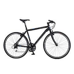 Велосипед SPELLI GALAXY HYBRID черный матовый
