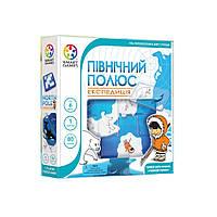 "Настольная игра головоломка ""Північний полюс. Експедиція"" TM ""Smart games"" (SG 205)"