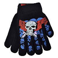 Перчатки детские с рисунком5057p купить детские перчатки дешево оптом