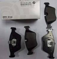Оригинальные передние тормозные колодки BMW 5 E39
