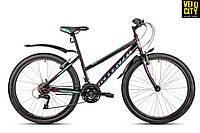 """Женский велосипед Intenzo DELTA 26"""" v-brake"""