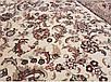 """Синтетичний килим """"Азія"""" Cardinal, колір кава з молоком, фото 3"""