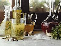 Масло оливковое 1 л, стекло (в ассортименте)