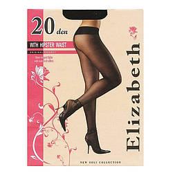 Тонкі елегантні колготки без шортиків, із заниженою талією 20 den Арт.00117-1