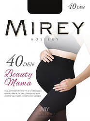 Комфортні колготки для майбутніх мам МІРЕЙ оптом 40 den Bm40 2, glace