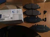 Оригинальные передние  колодки  Mercedes Vito 639