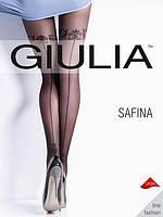 Колготки женские с имитацией шва сзади Safina 20 model 5