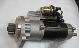 Стартер редукторный КАМАЗ (7403,740.11-240), фото 2