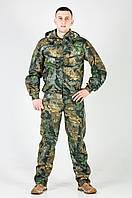 Костюм камуфляжный Зелёный Дуб для охоты и рыбалки