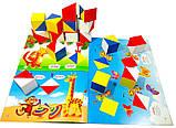 Кубики Нікітіна Склади візерунок (розмір 3,0 х 3,0 х 3,0 см) Вундеркінд (К-001м), фото 7