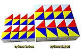 Кубики Нікітіна Склади візерунок (розмір 3,0 х 3,0 х 3,0 см) Вундеркінд (К-001м), фото 2
