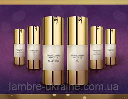 Тональная основа Ламбре (Lambre) Matting Make up В НОВОМ ЗОЛОТОМ ДИЗАЙНЕ АЭРОЗОЛЕ AIRLESS! Встречайте!