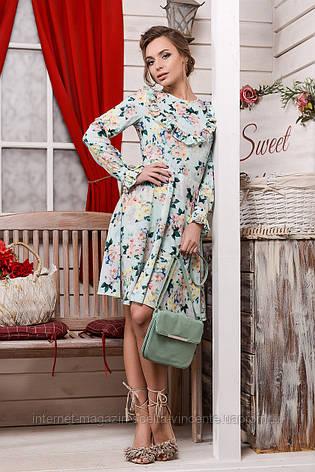 Платье молодёжное XS-L размеры SV 5941, фото 2