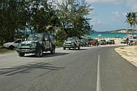 Jeep safari. Сам за рулем