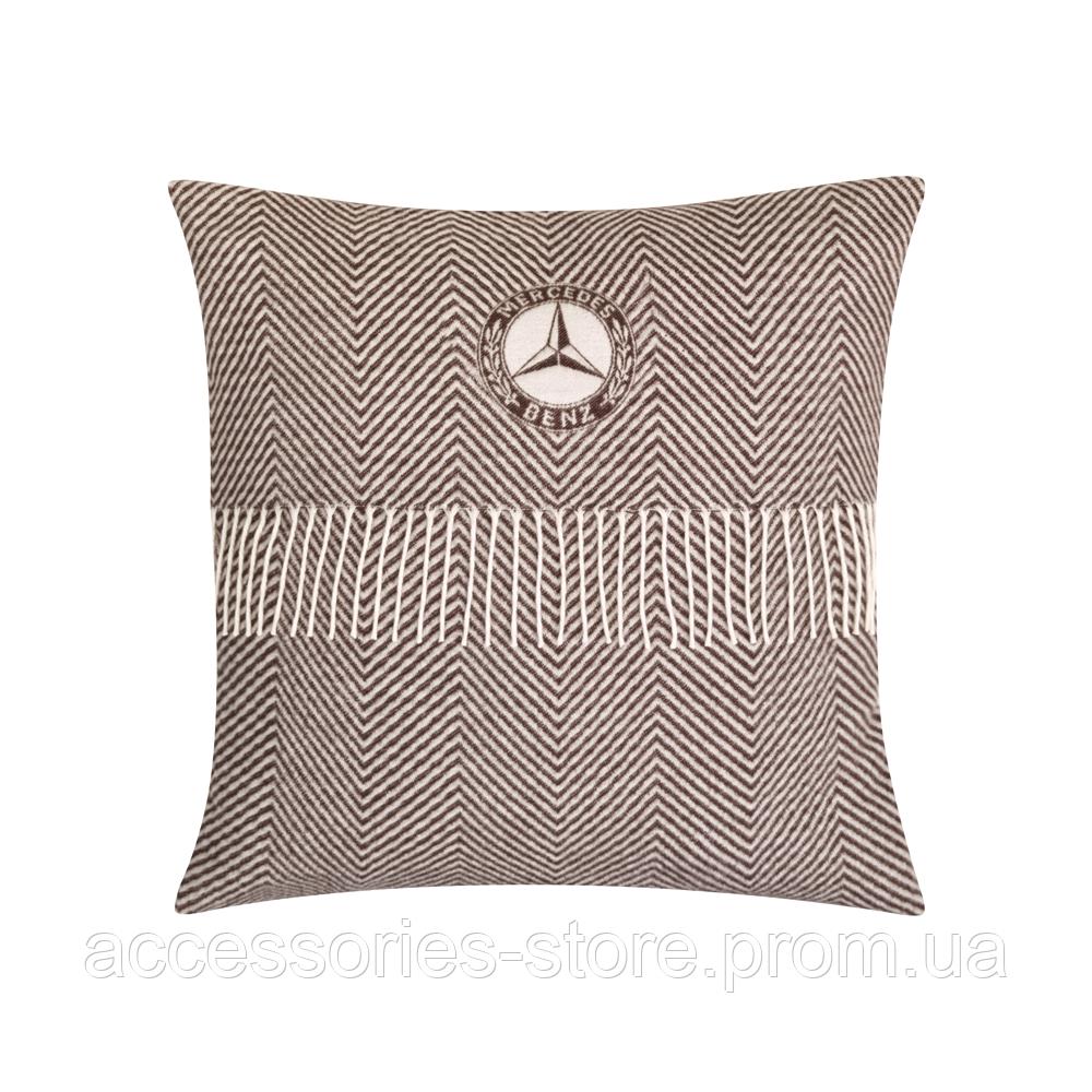 Подушка Mercedes-Benz, Pillow, herringbone