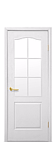 Дверное полотно: Классик. Исполнение: под остекление.