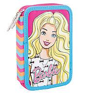 Пенал твердый двойной Barbie