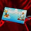 Забавные анимационные пригласительные на свадьбу (арт. 583)