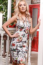 Платье молодёжное XS-L размеры SV 5886, фото 3