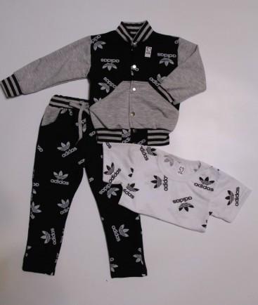b7c0a80273ce Детский спортивный костюм-тройка